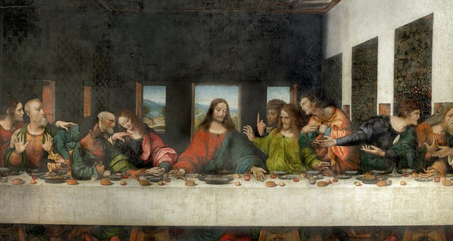 'The Last Supper' on display at Istanbul venue