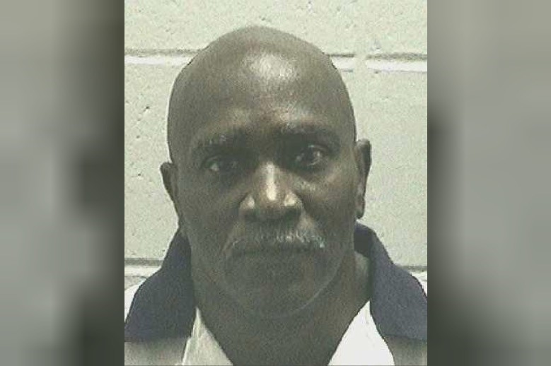 Georgia deathrow inmate Keith Leroy Tharpe is seen in this undated photo. (Courtesy Georgia Department of Corrections - Handout via Reuters)