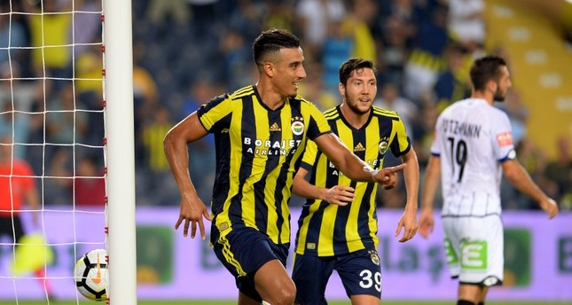 Fenerbahçe eliminated Sturm Graz in the third qualifying stage.