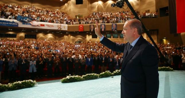 أردوغان للناخبين الأتراك بألمانيا: لتكن أصواتكم صفعة بوجه المعادين لتركيا