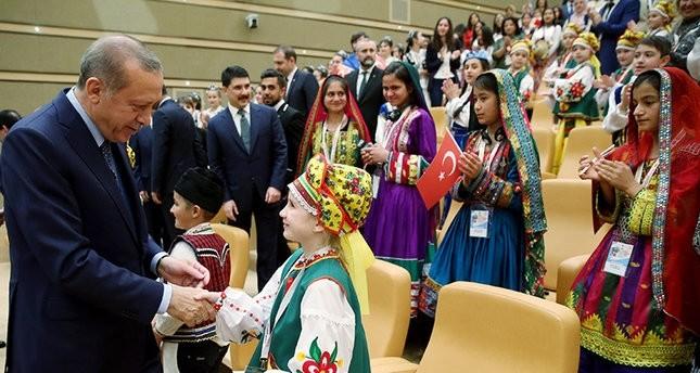 أردوغان: تركيا تكافح للقضاء على القوى الساعية للاستيلاء على الإرادة الوطنية
