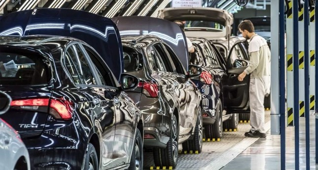 Turkish-built cars boost share in auto market sales in 2019