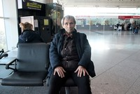 Terminal date close for man who has lived in Atatürk Airport for 27 years