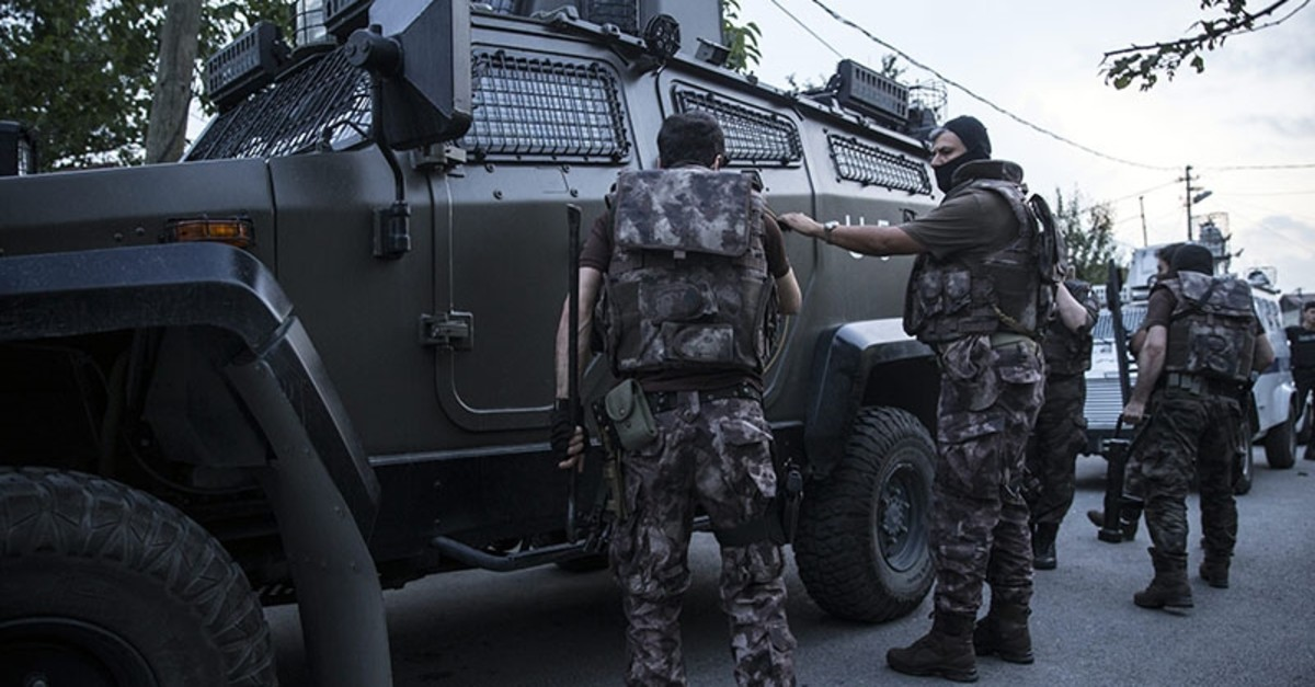 Security forces carrying out anti-terror operations (File Photo)