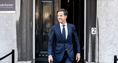 pDutch Prime Minister Mark Rutte has defended his remarks made during the recent election campaign when he asked a Turkish youth to go away to his own country, saying his comment was not actually...