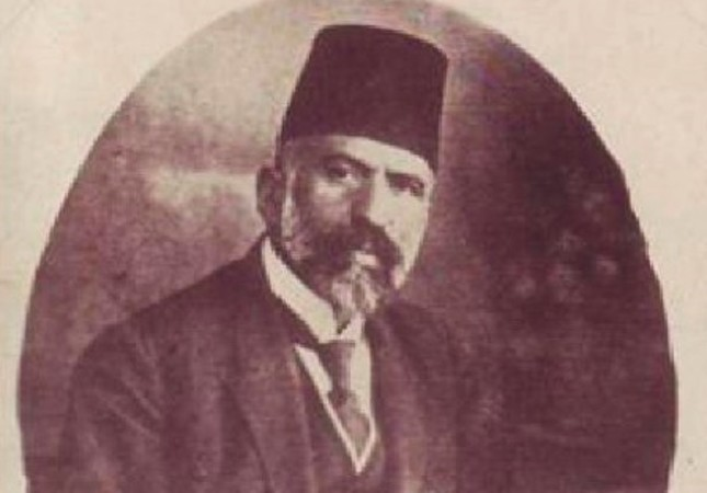 Süleyman Nazif was a poet between the New Generation movement of the 1890's and the national political literary movement of the Constitutional era.