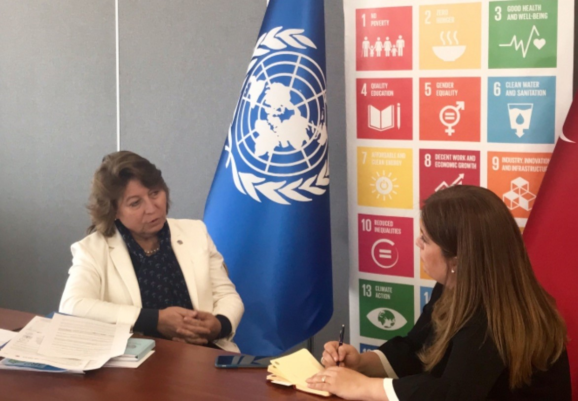 The United Nations Resident Coordinator and UNDP Resident Representative in Turkey Irena Vojackova-Sollorano said Turkeyu2019s humanitarian support to Bangladesh, Yemen and Syria has put it among the ranks of the top countries for humanitarian aid.