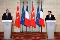 Turkey, France on same page for cooperation against PKK, Daesh