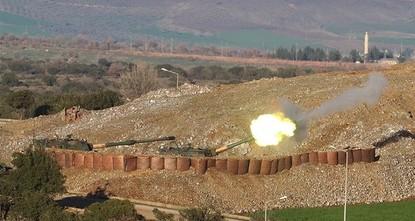 pDie türkische Armee hat am Samstag nach eigenen Angaben auf Angriffe der PKK und PYD im Norden Syriens reagiert und zerstörte dabei mehrere Unterkünfte und Verstecke der Terroristen./p  pDies...