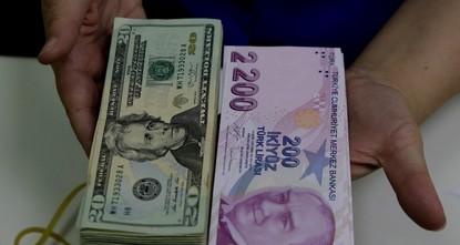 تعافٍ جديد ومتسارع لـالليرة التركية أمام الدولار الأمريكي