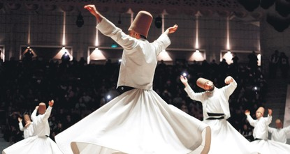 pWesterners fail to gauge Rumi's place in Islamic mysticism and spirituality, according to the chairman of the Mevlevi Order (Whirling Dervishes) of Australia./p  pRumi's teachings are popular in...