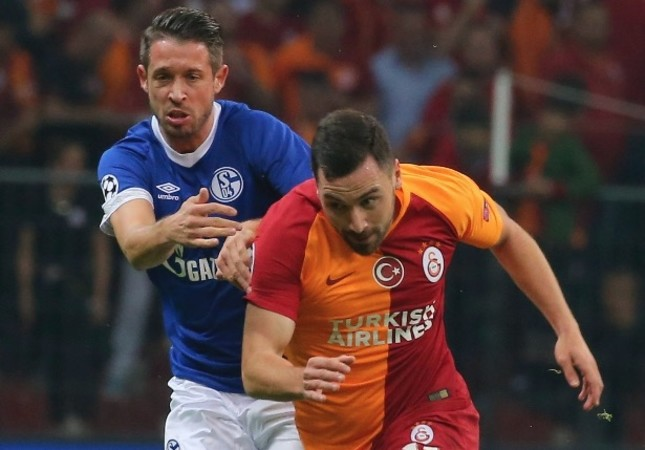 Sinan Gümüş was angry at his coach Fatih Terim for pulling him out early in the 61st minute of the last outing against Schalke two weeks ago in Istanbul.