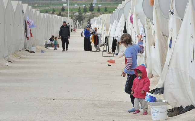 Refugee commission head proposes Gaziantep Convention to replace Geneva Convention