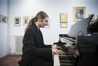Tuna Bilgin: 16-year-old Turkish piano prodigy