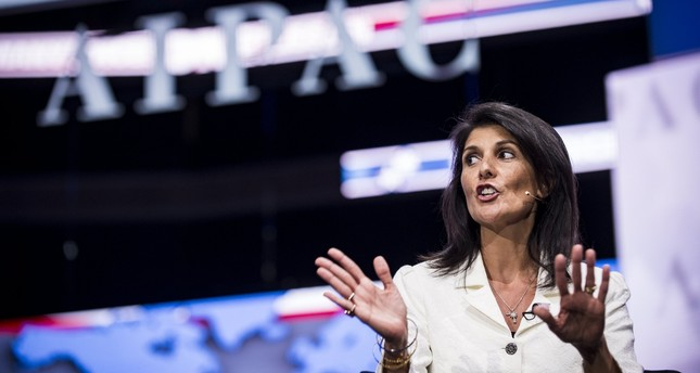 US envoy to UN: Ousting Assad 'not our priority'