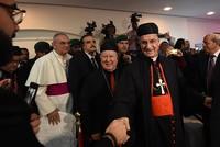 Lebanese patriarch makes historic visit to Saudi Arabia