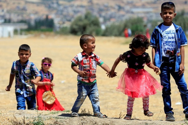 New life center set up for orphaned Syrian children in Hatay