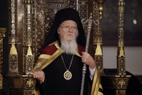 Istanbul Orthodox patriarch hopeful for thaw with Russia