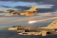 وزارة الدفاع التركية تعلن تحييد إرهابيين بغارة جوية شمال العراق