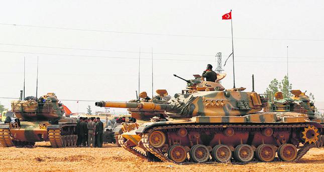 Turkish forces in Idlib to defeat terror threats, monitor de-escalation zones