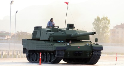 pThe undersecretariat of Defense Industries (SSM) Friday declined Otokar's proposal for the Modern Tank Production project with domestic sources, also known as the Altay project, named after...