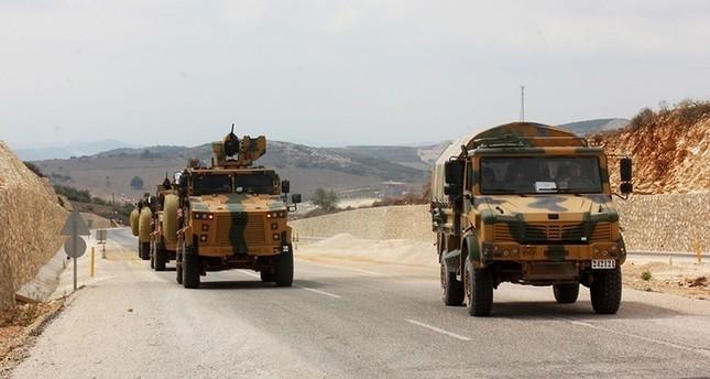 """المدفعية التركية ترد على مصادر نيران أطلقها """"ي ب ك"""" الإرهابي بسوريا"""