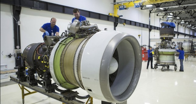 Turkish engine maker TEI supplies parts to world's aerospace, aviation giants
