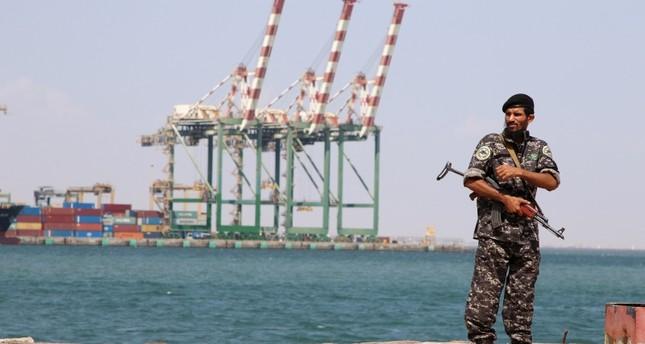 ميناء عدن (رويترز)