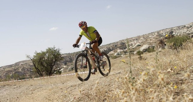 Cycling along Turkey's blue waters and amid fairy chimneys