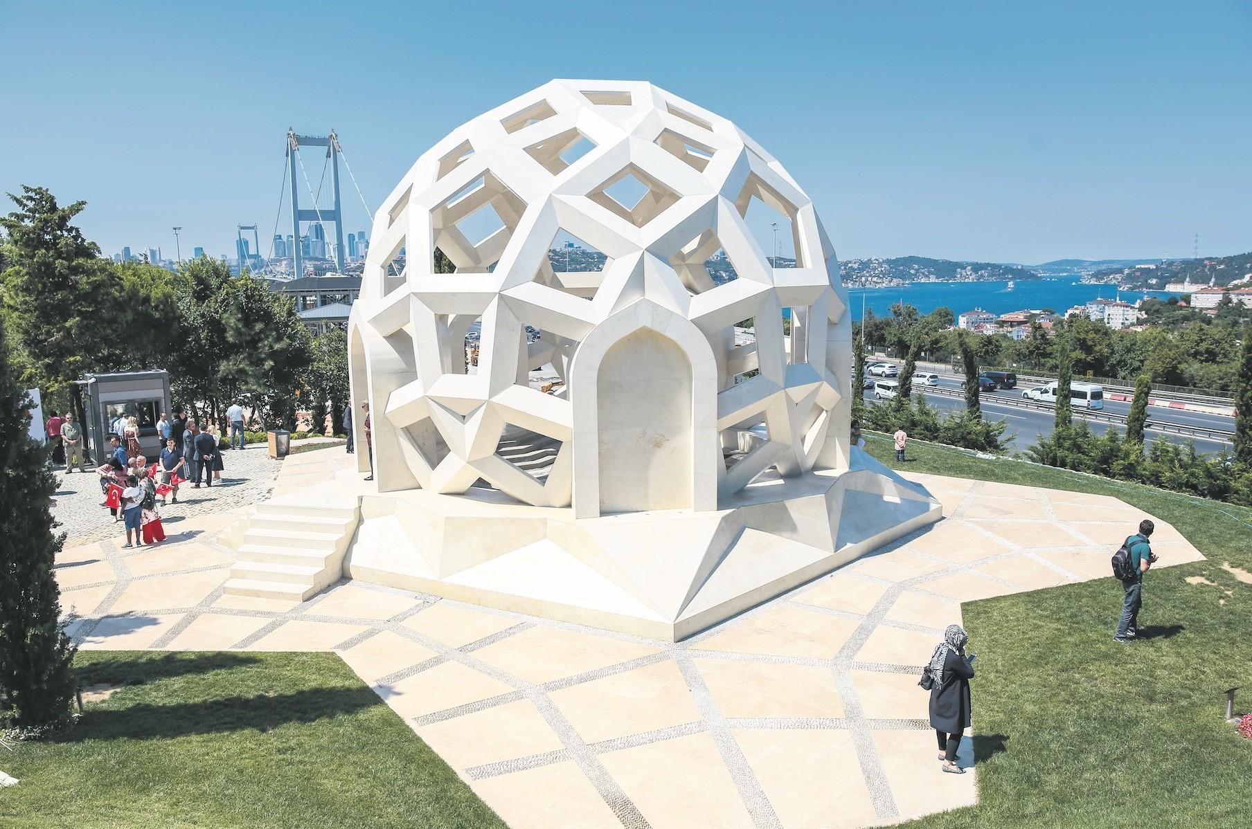 July 15 Martyrsu2019 Memorial near the July 15 Martyrsu2019 Bridge will host commemoration events.
