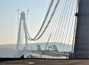 Istanbuler Megaprojekte 2016