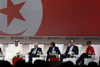 Qatar emir pledges $1.25B to support Tunisian economy