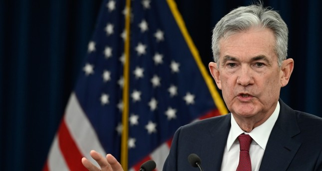In this Dec. 19, 2018, file photo the Federal Reserve Chairman Jerome Powell speak at a news conference in Washington. (AP Photo)