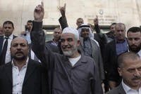 Israeli police on Tuesday arrested Sheikh Raed Salah, influential cleric and Palestinian resistance figure who is the leader of the Islamic Movement in Israel, from his home in the northern city of...