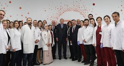 Turkey inaugurates Europe's biggest hospital in Ankara