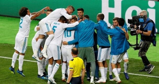 أبطال أوروبا.. مدريد يحرز لقبه الـ13 في تاريخه على حساب ليفربول