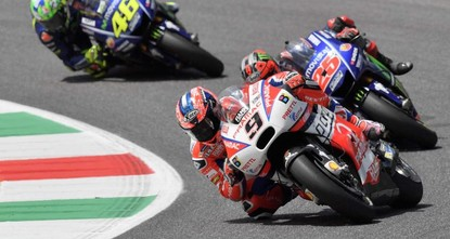 pMaverick Vinales is hoping to extend his championship lead at the Catalan Grand Prix this weekend, but Yamaha teammate Valentino Rossi admits the quick turnaround from the Italian Grand Prix could...