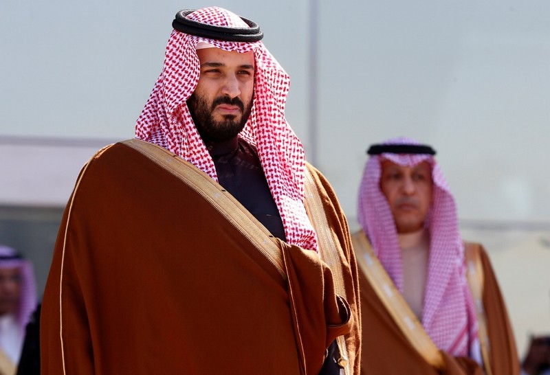Saudi Crown Prince Mohammed bin Salman (Reuters File Photo)
