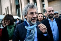 Arrest warrant, red notice issued for Can Dündar in espionage case