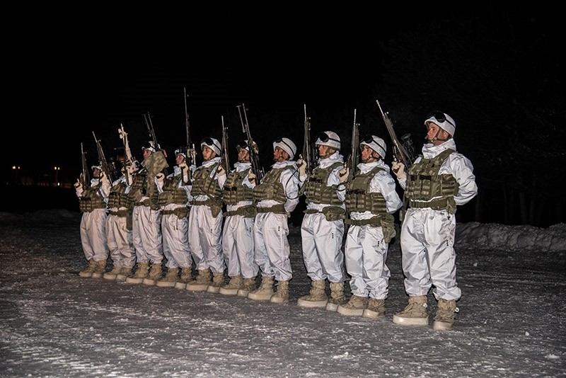 While a cross-border operation against the YPG was launched, the 9th Commando brigade is undoubtedly set to be a key component in the offensive