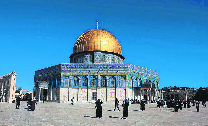Holding its symbolic significance for the three Abrahamic religions today, Jerusalem has come to the forefront of politics  once again after U.S. President Donald Trump recognized the city as the capital of Israel.