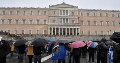 Greek Parliament ratifies agreement changing Macedonia's name
