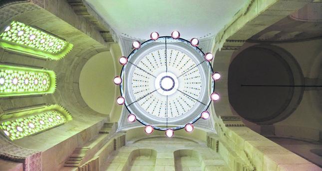 Turkey restores symbolic mosque in Algeria
