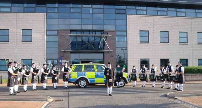 الشرطة الاسكتلندية تعتمد رسمياً الحجاب لباساً رسمي