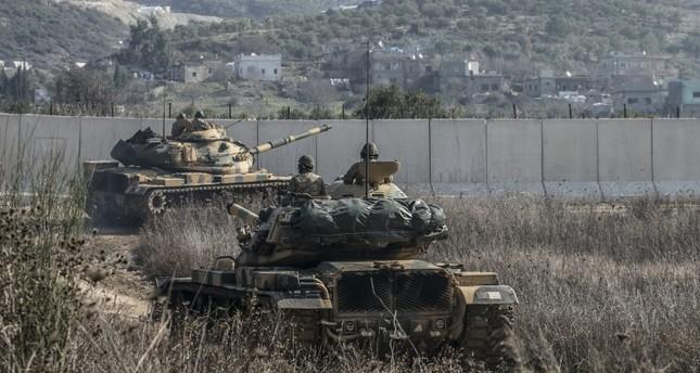 تحركات جديدة للجيش التركي على حدود إدلب السورية