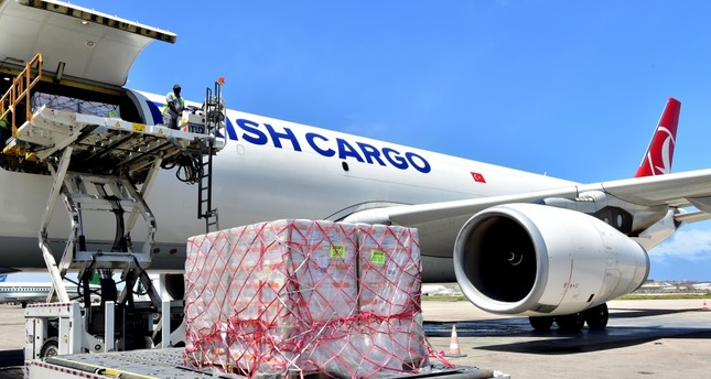 Turkish Airlines delivers more aid to Somalia