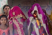 Number of child brides down 15 pct in a decade, but still at 12 million, UNICEF says