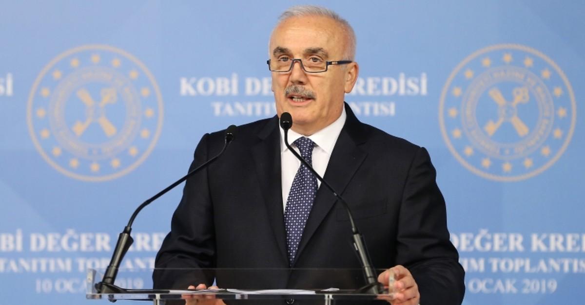 Chairman of the Banks Association of Turkey Hu00fcseyin Aydu0131n. (AA Photo)
