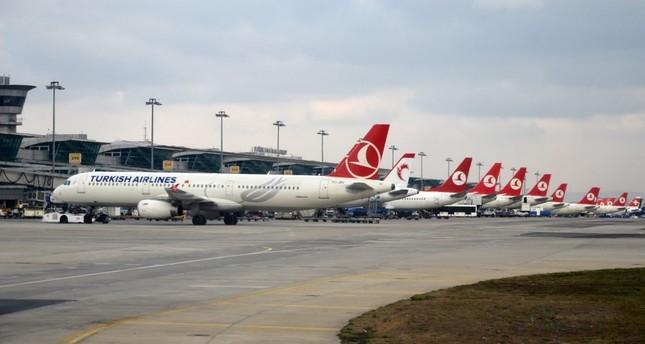 Turkish aviation sector's 2015 turnover $23.4 billion