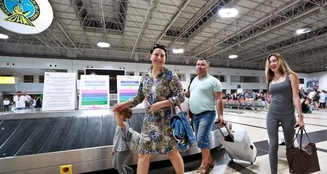 تركيا تقرر تمديد فترة الإقامة بدون تأشيرة للمواطنين الروس